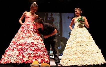 Abiti da sposa commestibile, Abiti da sposa in stile , Abiti da sposa 2011