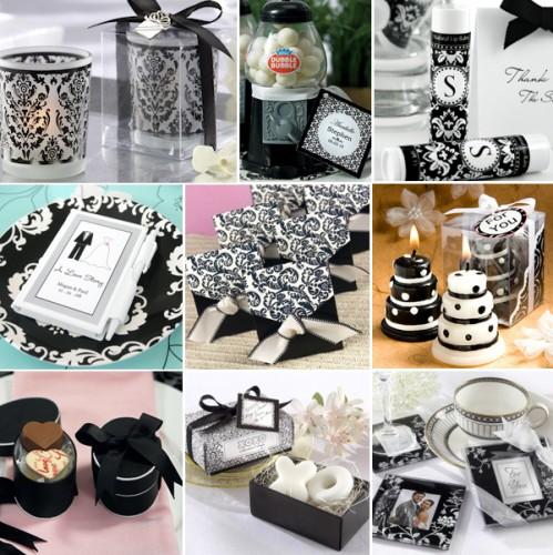 Matrimonio In Bianco E Nero : In bianco e nero idee bomboniere abiti da sposa